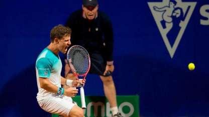 Schwartzman se metió por primera vez entre los ocho mejores del Argentina Open.