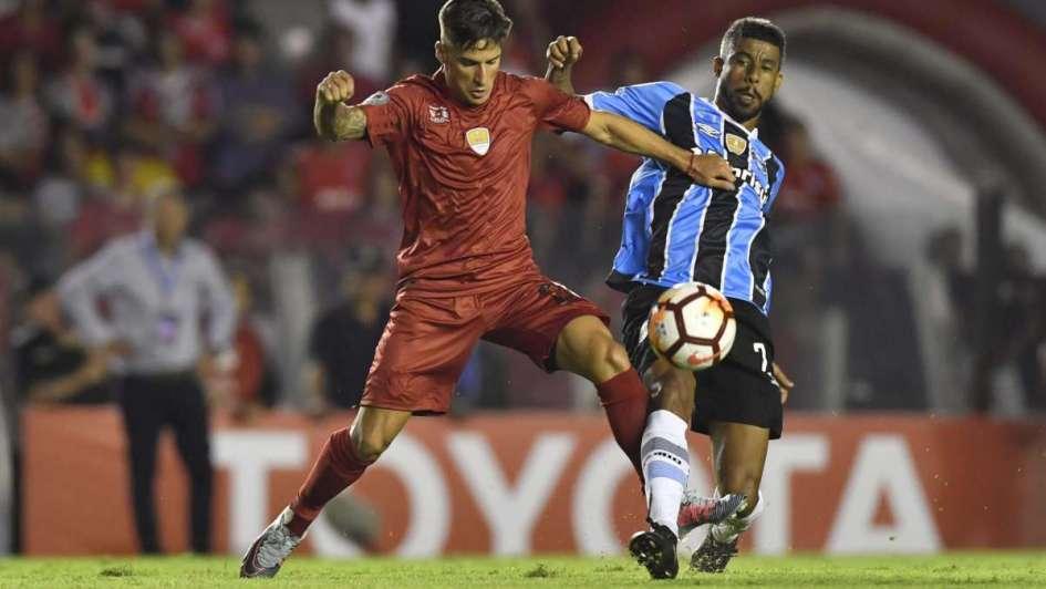 Independiente empató con Gremio y tendrá que definir la Recopa en Brasil