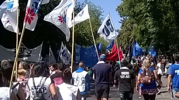 Capital multó con $50 mil a ATE y CTA por cortar las calles del Centro