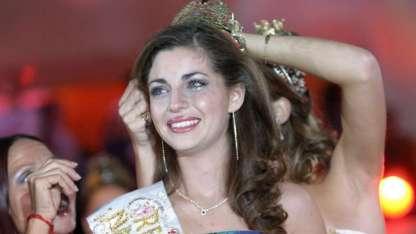 Nuri Donnantuoni fue coronada Reina de la Vendimia en 2005.