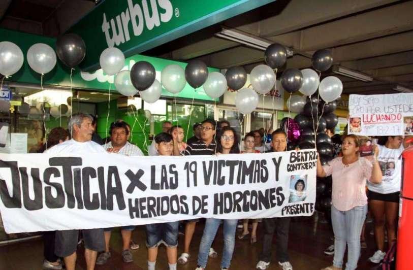 Condenan a 20 años al chofer de la tragedia en Los Horcones