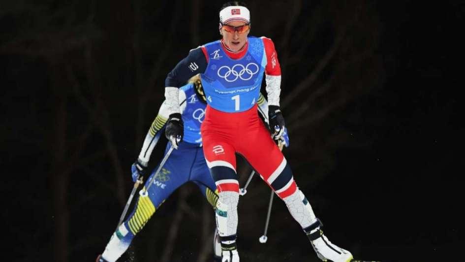 Marit Bjoergen; la Michael Phelps de los Olímpicos de Invierno