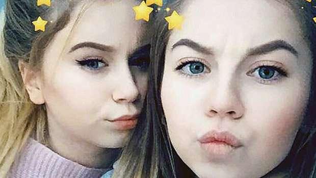 Hermanas graban video antes de suicidarse por la