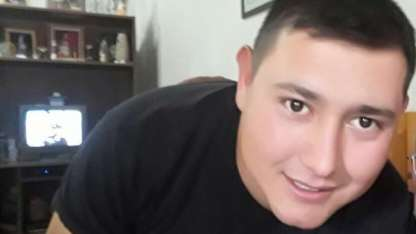 El policía Maximiliano Moreno permanece internado tras el siniestro.