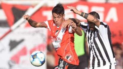 Santiago González es la carta de gol de Maipú, mientras que Aguirre fue expulsado en la ida.