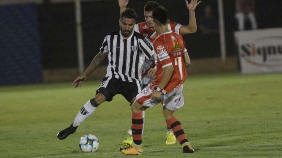 El Cruzado pasó  a la fase decisiva de la Copa Argentina