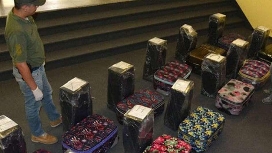 Hallan casi 400 kilos de cocaína en Embajada rusa en Argentina