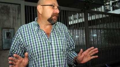 El ex intendente interino Luis Lobos