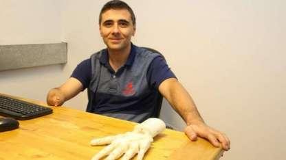 Eugenio Orozco es ingeniero del Instituto de Automática de la Universidad Nacional de San Juan.