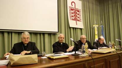 Conferencia Episcopal Argentina.