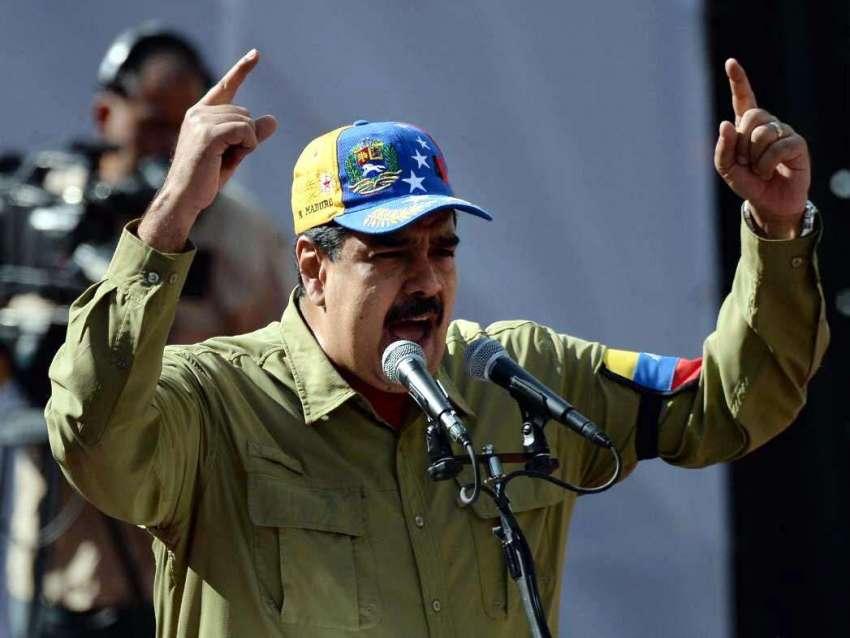 Presidente Maduro conducirá personalmente Ejercicio de Acción Defensiva Multidimensional Independencia 2018