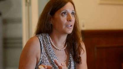 La presidenta de la Femeda, Gabriela Llera, dio algunos pormenores de la fecha de hoy.