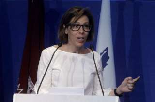Laura Alonso, titular del ente estatal.