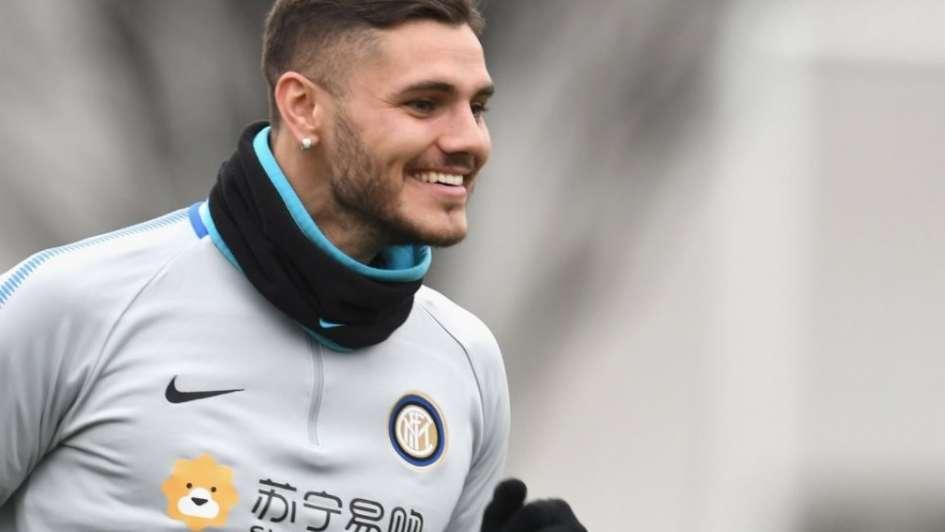 Icardi se queda en la banca e Inter gana