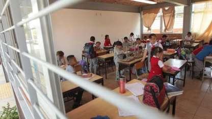 Un nene atacó con un cuchillo a su maestra en una escuela del estado de Jalisco.