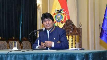 Evo Morales rechazó la posibilidad de que los argentinos se atiendan con gratuidad en los hospitales de Bolivia.