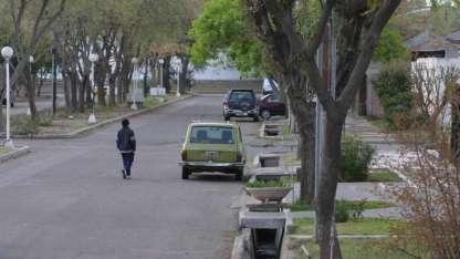 El barrio Ujemvi, de Las Heras, es blanco de delincuentes.