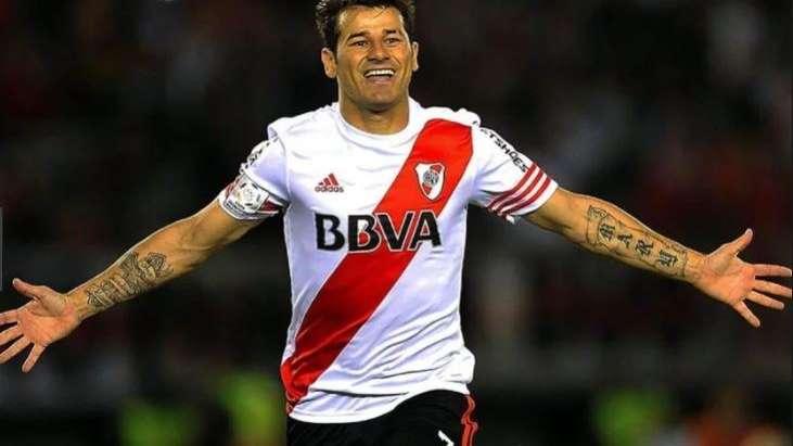 River reaccionó cerca del final y se trajo un empate valioso de su visita a Flamengo