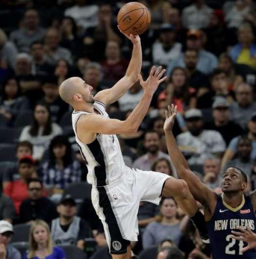 Aldridge sufre esguince de tobillo — Spurs