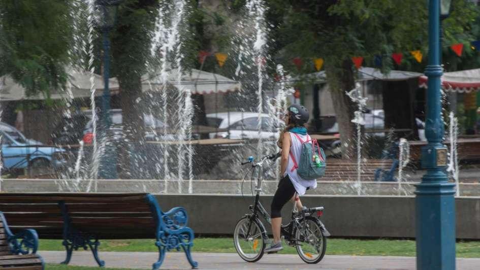Rige un alerta meteorológico para el centro y norte de San Luis