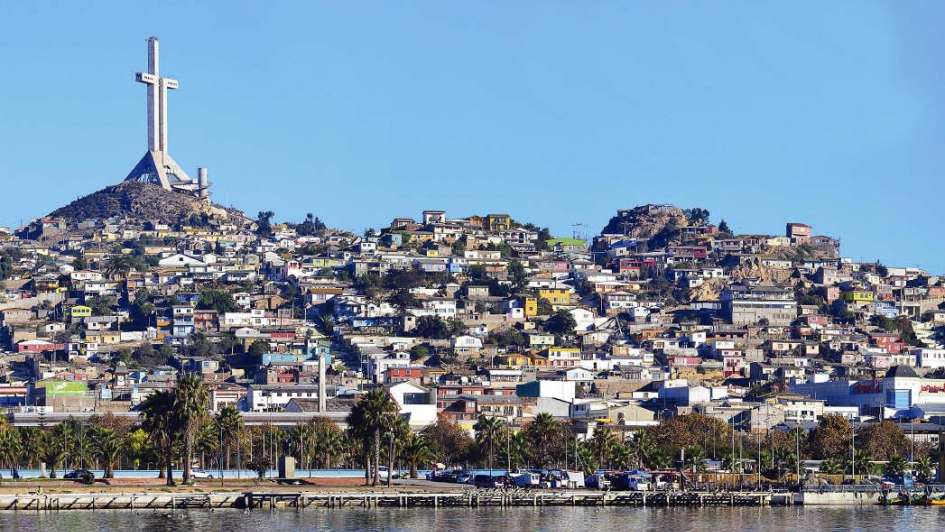 Cruz del Tercer Milenio y la Mezquita: dos paseos en Coquimbo