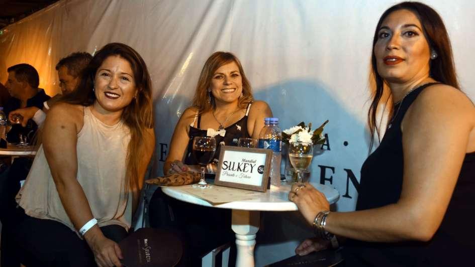 Vía Blanca en el palco VIP de Los Andes