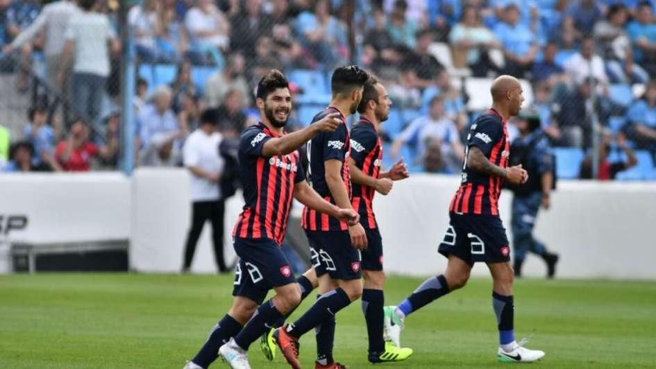 San Lorenzo vs Unión de Santa Fe, Superliga Argentina — En vivo