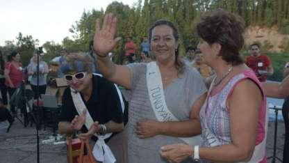 Zulma Sosa, de Tunuyán, se convirtió en lanueva soberana.