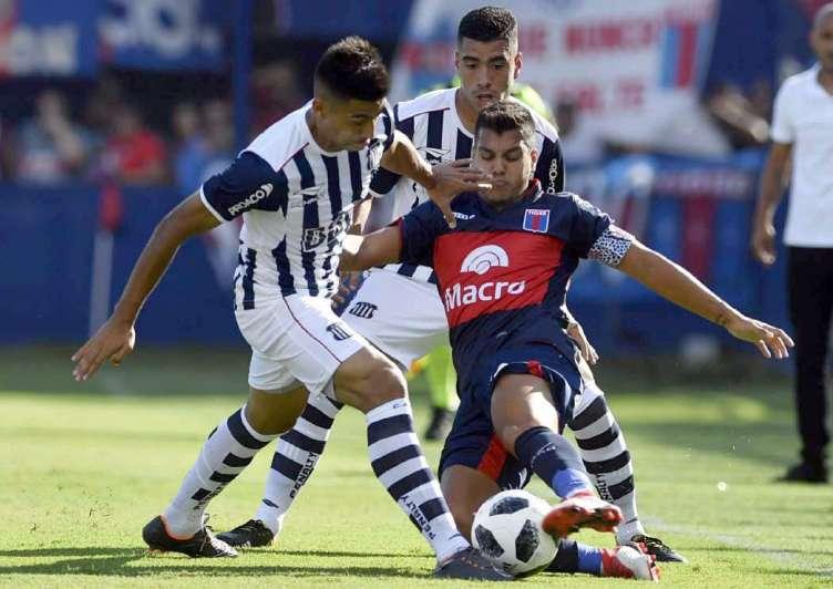 Talleres visita a Tigre buscando acercarse a Boca — Superliga
