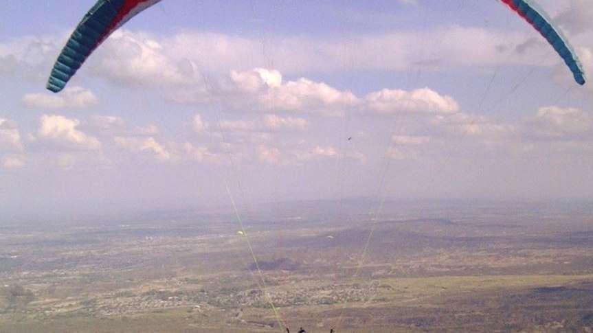 Otra muerte en un parapente, ahora en Mendoza