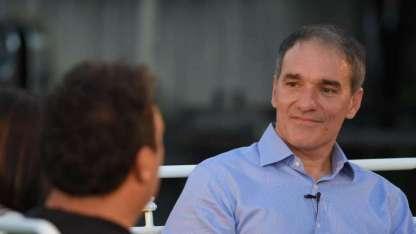 Luis García, gerente general de Los Andes, participará del evento.