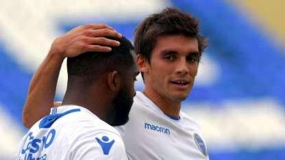 'Morro' García y 'Juanfi' Garro han conformado una de las mejores duplas ofensivas de la Superliga.