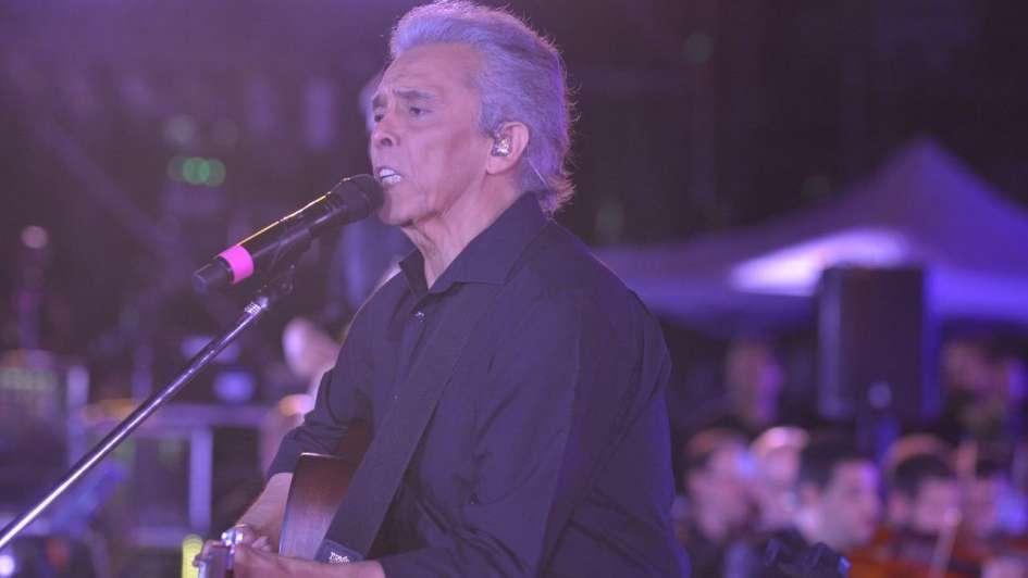La Sole emocionó al Frank Romero Day con un impecable show sinfónico