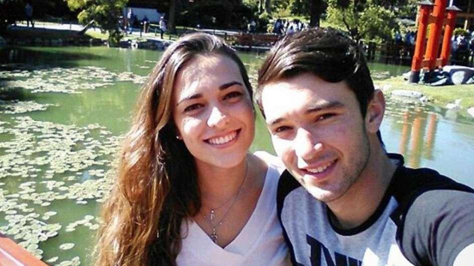 La sorpresa de Los Andes para Julieta Lagos: mirá el tierno mensaje de su novio