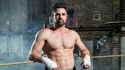 La foto de Luciano Castro en boxer que hace furor en Instagram