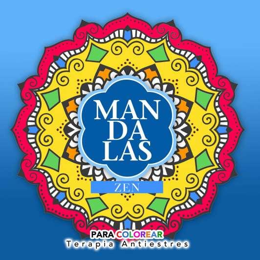 Mandalas: terapia antiestrés