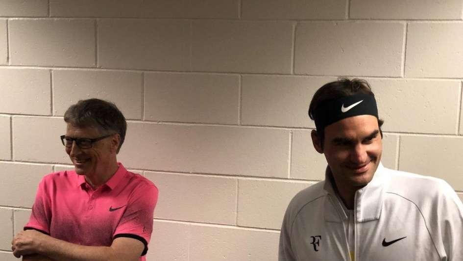 Federer se lleva el Match for África