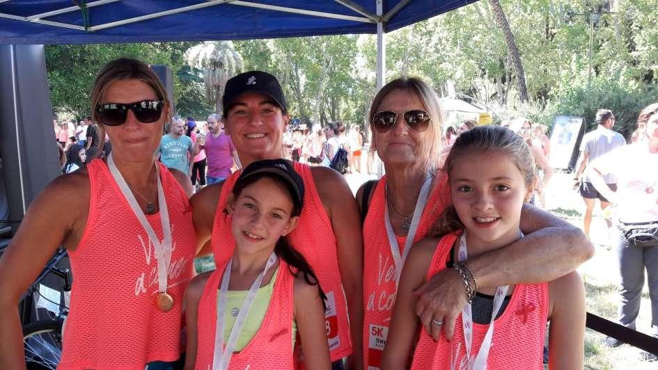Vení a correr: la carrera de la mujer a beneficio de FundaFem