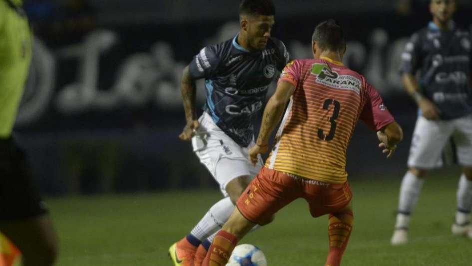 Independiente empató con Boca Unidos y no pudo salir de los puestos de descenso