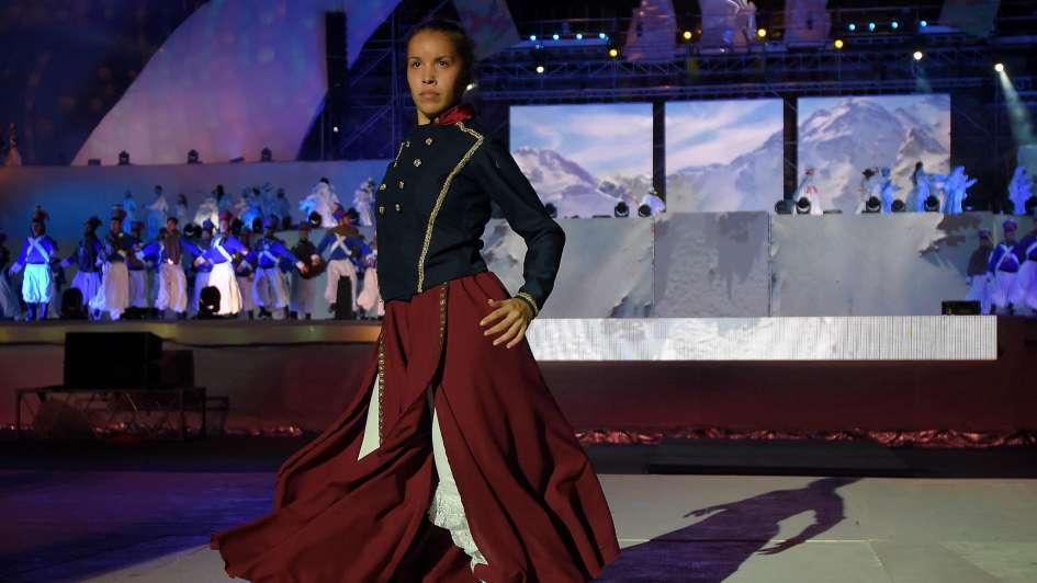 Florencia Álvarez, la otra Reina de Rivadavia de la que habla todo el país