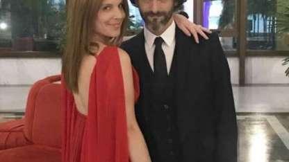 Agustina Kämpfer y su nuevo novio