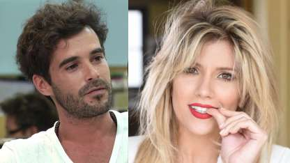 Nico Cabré y Laurita Fernández
