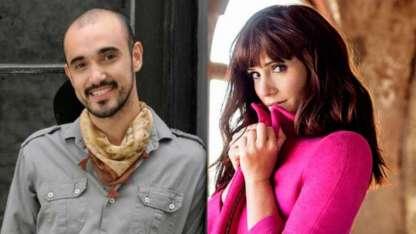 Abel Pintos y Griselda Siciliani