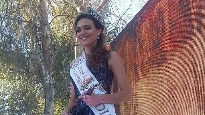 "Julieta volvió a Rivadavia como Reina: ""Esta corona es para ustedes"""