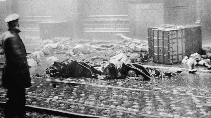 La Historia De Muerte Fuego Y Lucha Detrás Del Día Internacional De