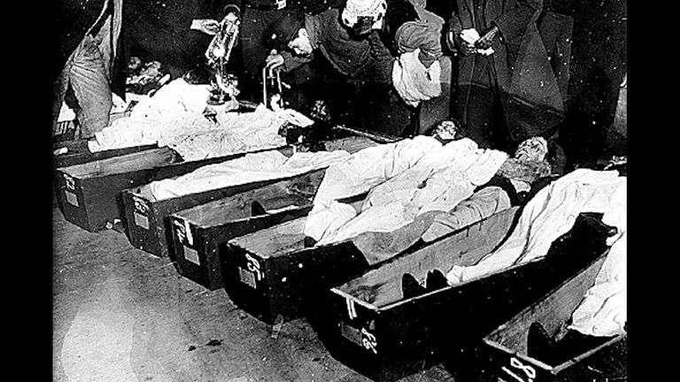La Historia De Muerte Fuego Y Lucha Detr 225 S Del D 237 A