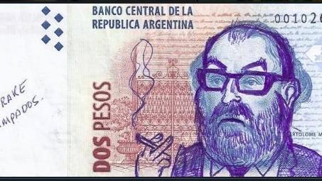 Las redes sociales se despiden del billete de dos pesos con disparatados memes