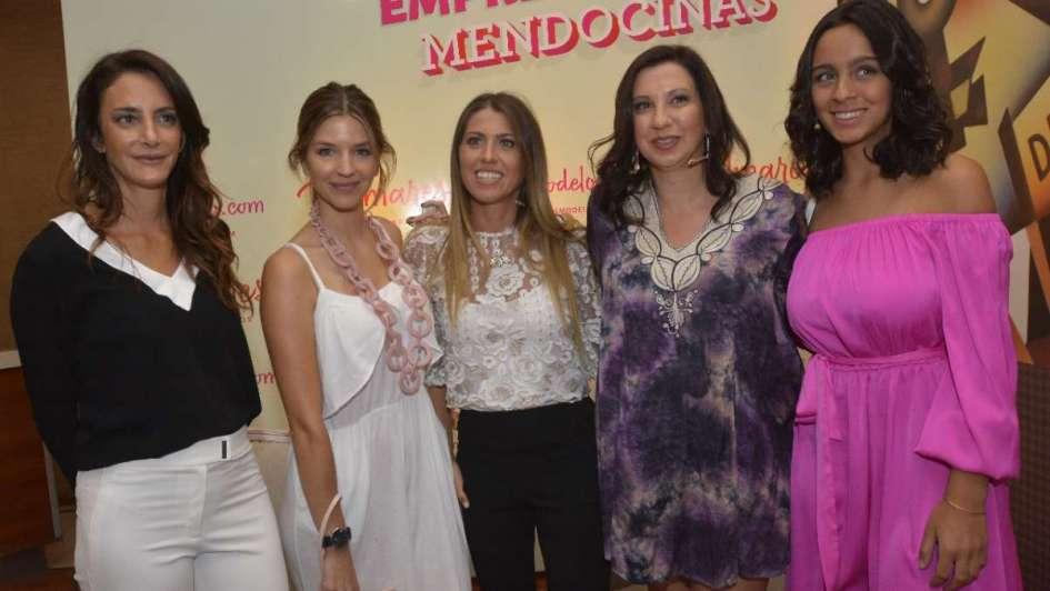 Palmares y un concurso para mujeres emprendedoras