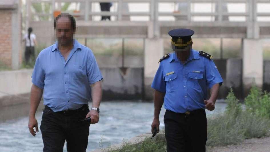 Maipú: Dos hombres fallecieron ahogados en el canal Pescara