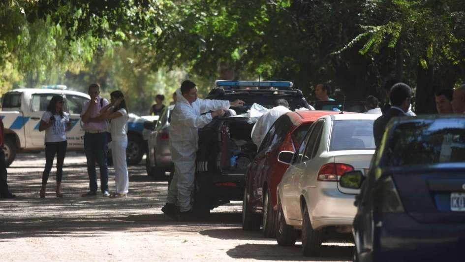 Un hombre mató a su mujer y se suicidó — Las Heras